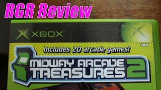 RGR Review - Midway Arcade Treasures 2