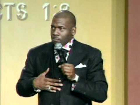 Rev. Dr. Jamal H Bryant - I Don't Need A Job