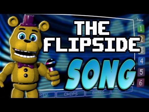 THE FLIPSIDE  FNAF WORLD SG   Griffinilla and Shadrow