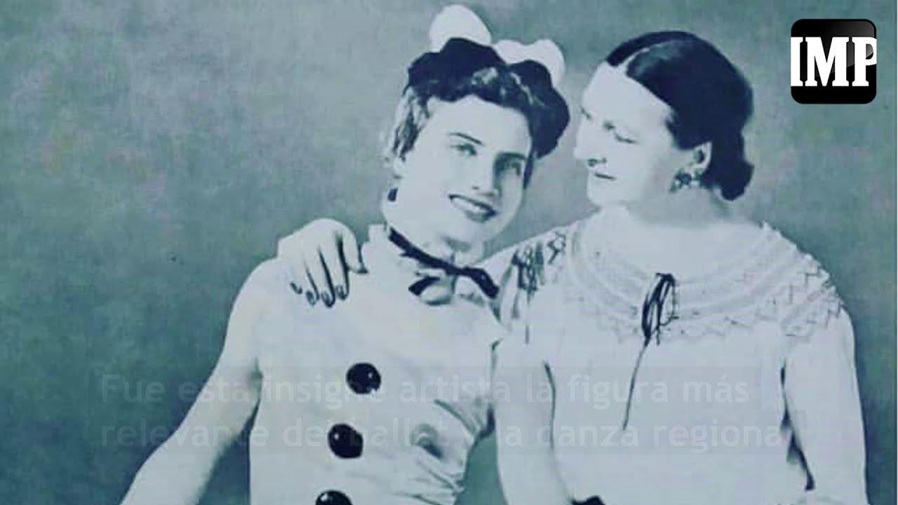 #HistoriaMenuda Taormina Guevara, la sempiterna dama del ballet