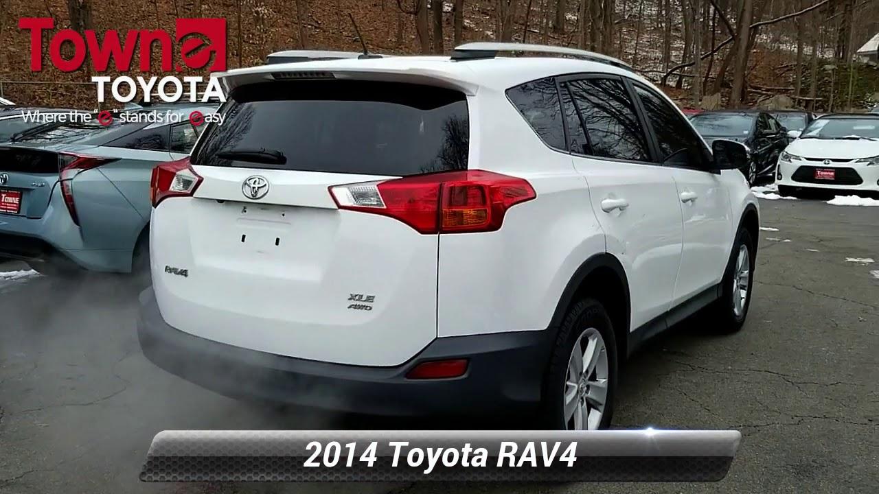 Used 2014 Toyota RAV4 XLE, Ledgewood, NJ QW196019