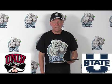 Utah State vs UNLV 2/5/20 Free College Basketball Pick and Prediction CBB Betting Tips
