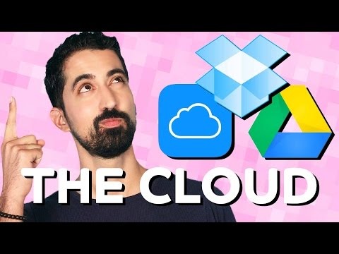 What is The Cloud? A Basic Overview | Mashable Explains