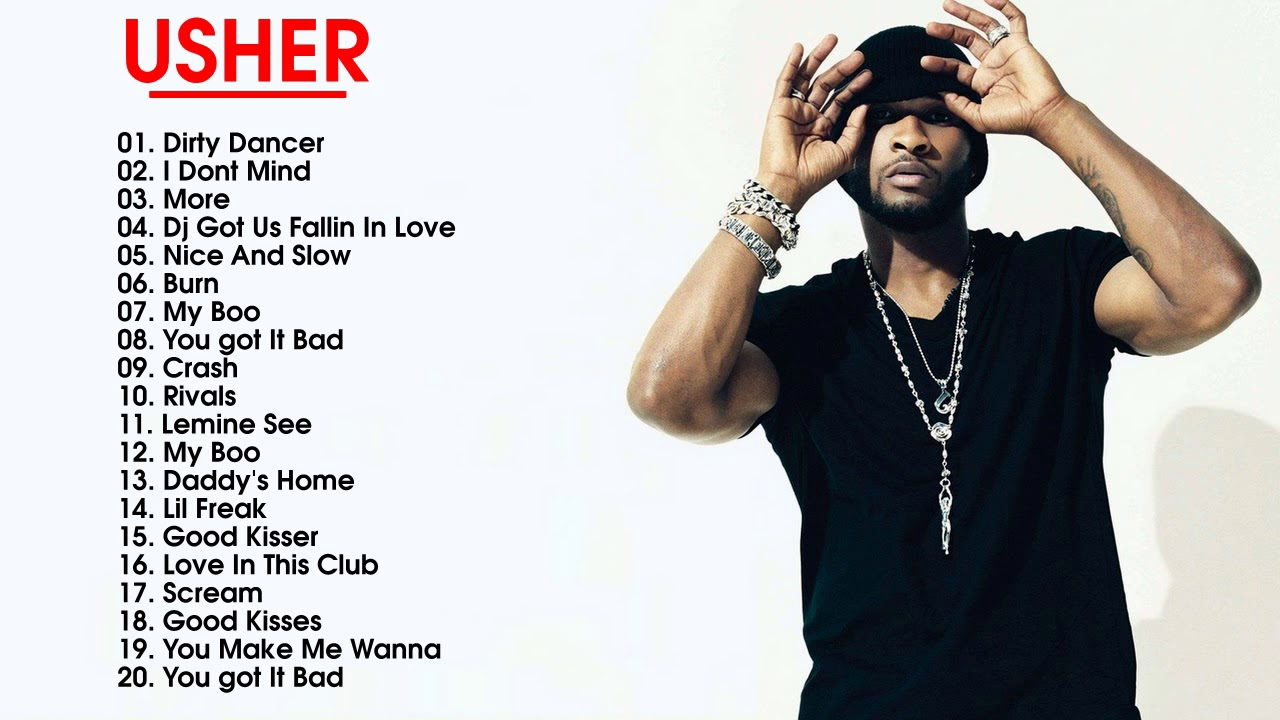 Usher s 10 Best Pop and R&B Songs
