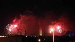 HAPPY NEW YEAR @Burj Al Arab #2017 #NYE