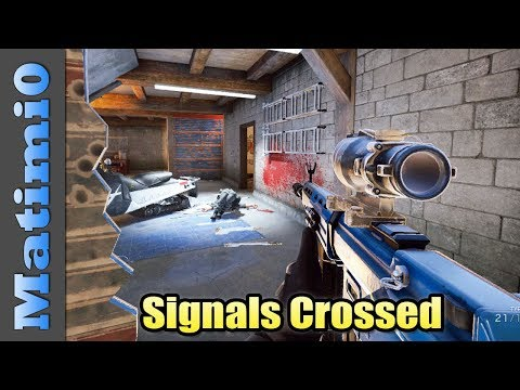 Signals Crossed - Rainbow Six Siege