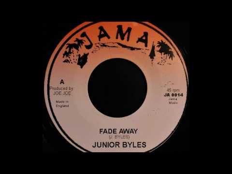 JUNIOR BYLES - Fade Away [1976]