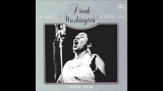 Dinah Washington - Dinah Tells A Joke - Live (1955/Studio Session)