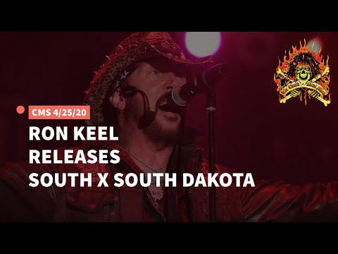 """CMS HIGHLIGHT - Ron Keel: """"A Toast To The Classic Metal Show"""""""