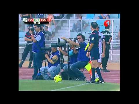 Final coupe de Tunisie 2014 ESS VS CSS 1 0 1ere Mi temps By Jobless