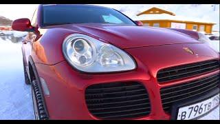 Почему я продал Porsche Cayenne Turbo S. Начинаю с чистого листа 2021.