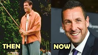 Happy Gilmore (1996) Cast: Then And Now 2019