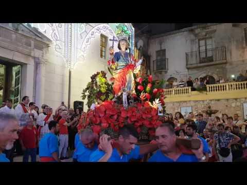 Il Tradizionale Ballo Di San Vito a Condrò (ME) 09/07/17