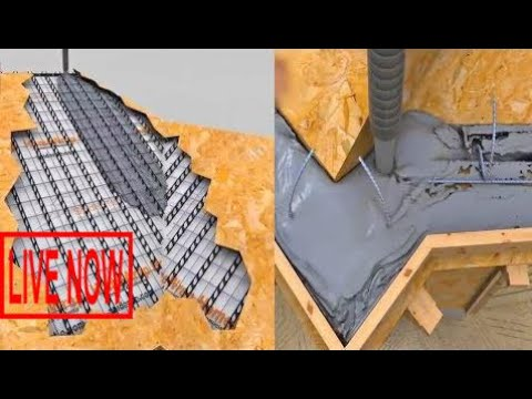 Latest Technology 2017 Spider Tie Concrete House New Model & method Building Construction Work #SON