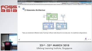 Hands on with Kubernetes Tutorial - Michael Bright - FOSSASIA Summit 2018