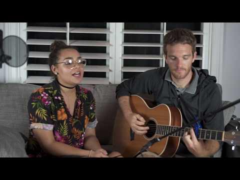 Jaida and Sean - Dirty Work - Acoustic Steely Dan
