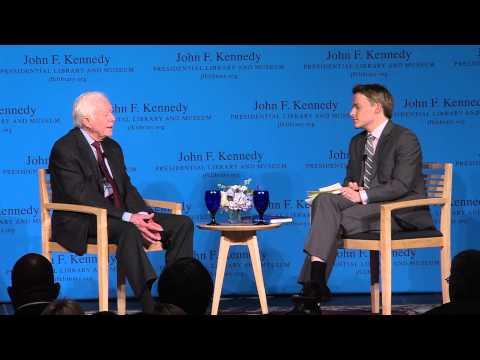 President Carter  on JFK