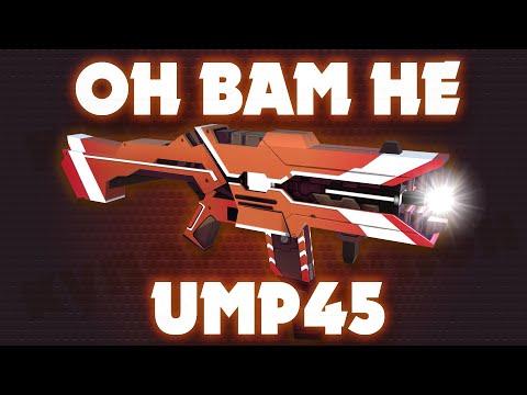 FOG ЛОР #1. Ump45 Strike