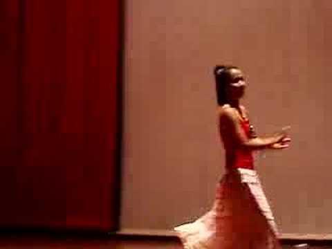 múa vũ điệu hoang dã