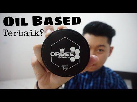 OIL BASED TERBAIK ? - ORBEE POMADE OIL BASED HEAVY
