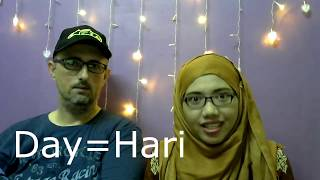 [LEARN MALAY] 06-Days Of The Week