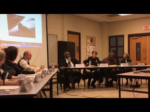 Thumbnail for Police committee showdown over officer's actions, traffic stops, racial disparities