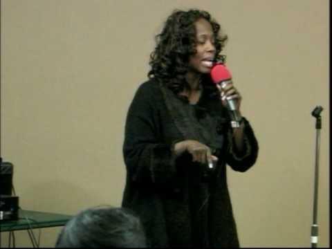 Dr. Kim Logan-Nowlin St. Louis, Mo.Part 1. Area Women'sRetreat