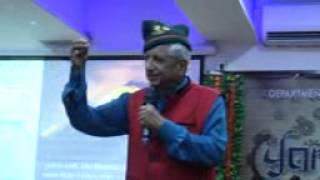 Seminar at Giani Zail Singh, Punjab Technical University Campus