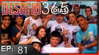 Desafio 365 Dias EP.81 - 03/07 ao 06/07 - O YouPix foi inesquecível #BANG