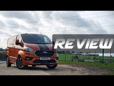 Ford Transit Custom Review - the best van in the world? | Music Motors