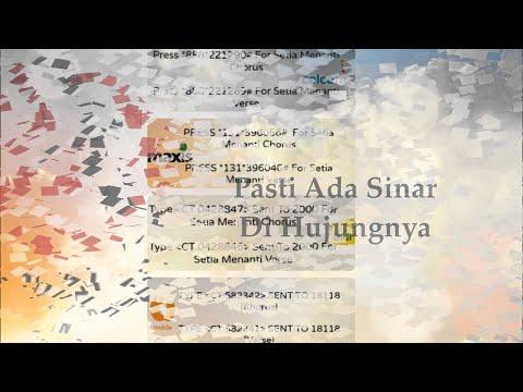 AEROPLAN - Setia Menanti (Official Lyric Video)