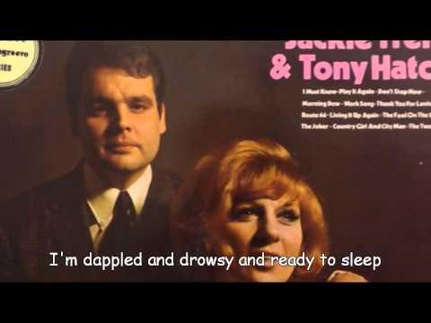 Jackie Trent and Tony Hatch  59th Street Bridge Song Feelin Groovy with lyrics