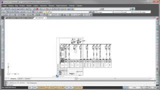 nanoCAD Электро ДКС  Урок 16 1 Формирование схем