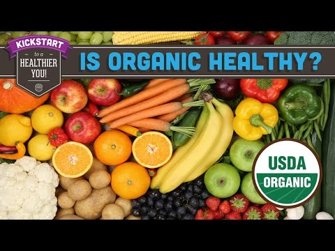 Is Organic Food Better? Mind Over Munch Kickstart 2016