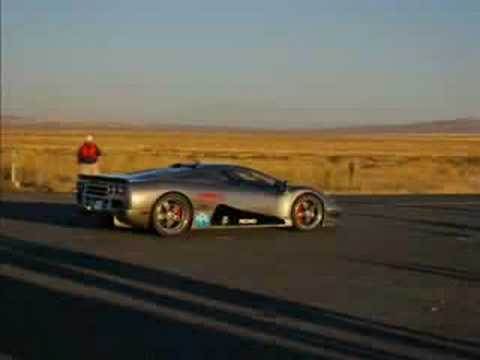 Fastest Ever Production Car – SSC Ultimate Aero V1 S1