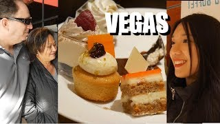 Her First Vegas Experience: Amazing American Buffet! + 43 Year Reunion Update!