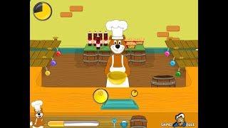 Masha e Orso Italiano - The Bear's Restaurant - Masha and The Bear