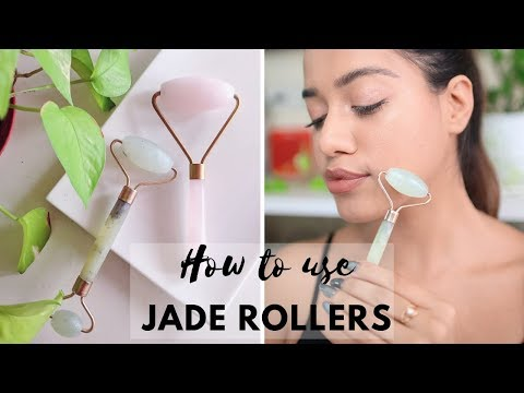 How To Use Jade Rollers