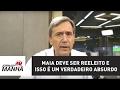 Maia deve ser reeleito e isso é um verdadeiro absurdo | Marco Antonio Villa