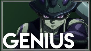 How Hunter x Hunter Did Planet of the Apes But BETTER
