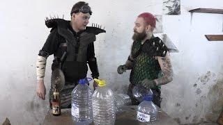 Как сделать броню рейдера пустоши из Fallout