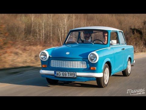 Trabant 601 – Viața în doi timpi