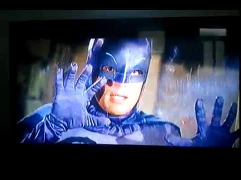 ITV4 Batman Advert 2011