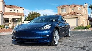 Tesla Model 3 - Vezettem az