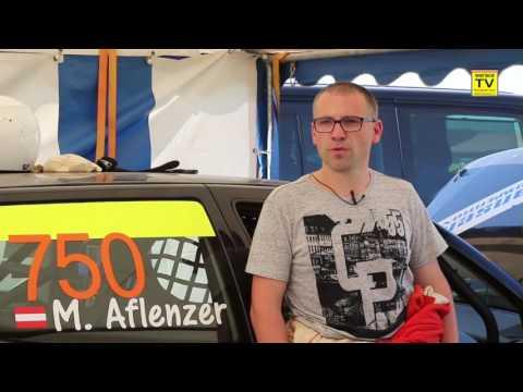 werace.TV Interview mit Manfred Aflenzer - Rennfahrer aus Göstling/Ybbs / NÖ