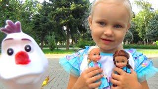 КЛАССНЫЙ ПАРК и Детская площадка для детей!!!
