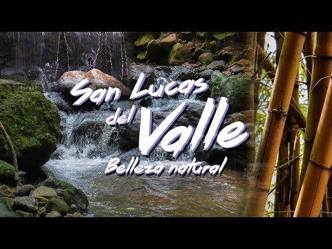 San Lucas del Valle, un paraíso natural que se esconde en el municipio de Gualococti