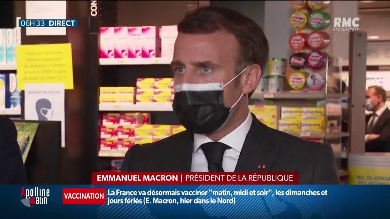 Download Covid-19: Emmanuel Macron refuse de parler de ''reconfinement''