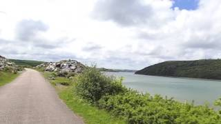 Cycling The Camel Trail, Cornwall, May 2017