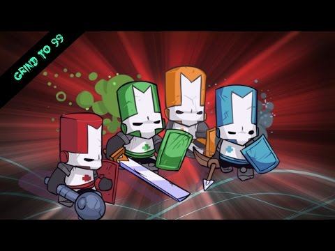Castle Crashers How To Get To Level 99 Under 2 Hours